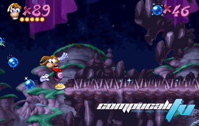 Rayman Forever GOG Classic PC Full