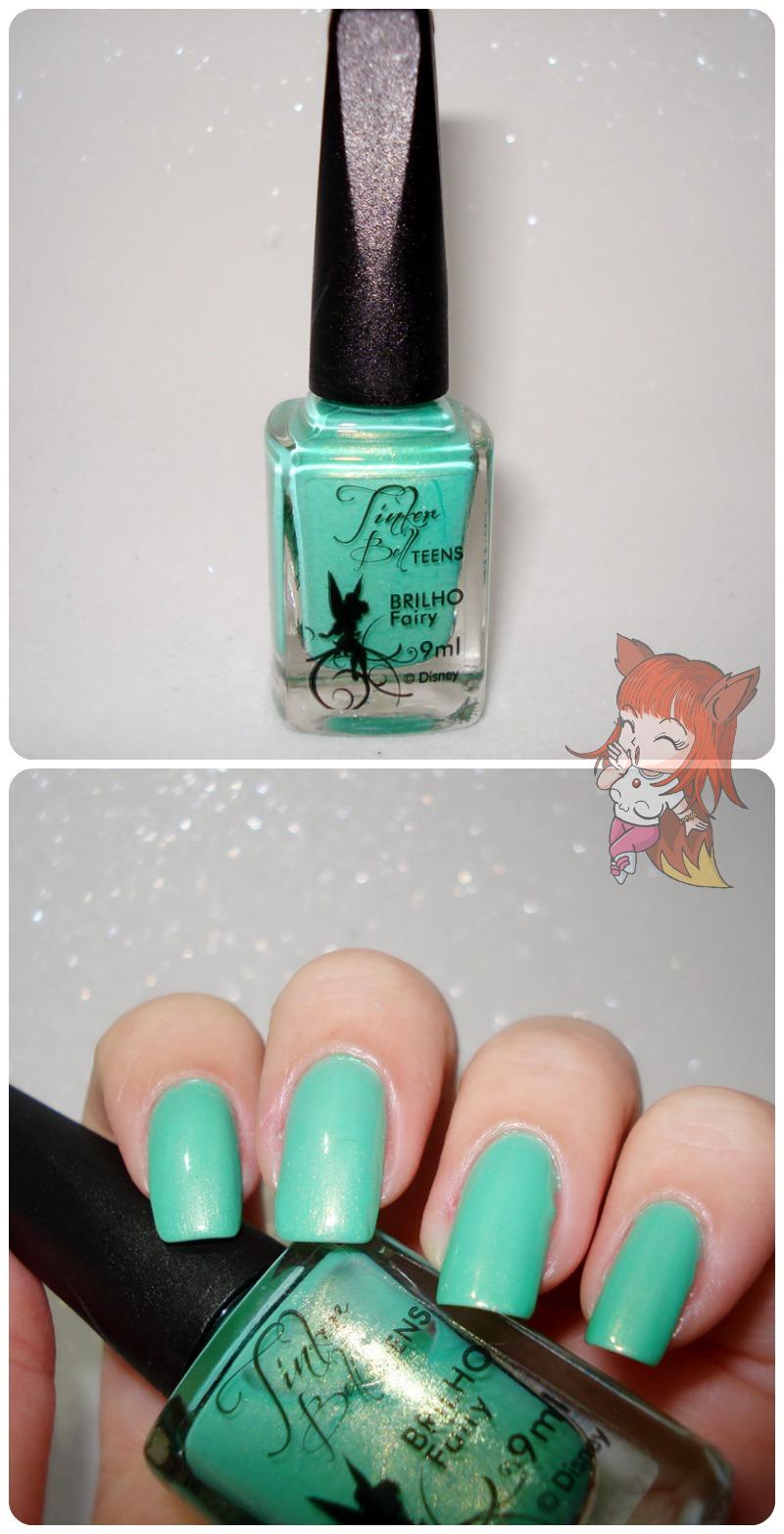 Esmalte Tinkerbell :: Fairy - Resenha