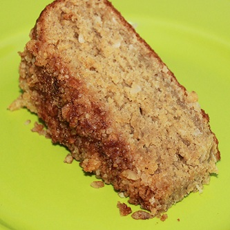 Coconut Flour Banana Cake With Olive Oil Uk
