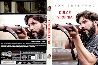 CARATULA Sweet Virginia - DULCE VIRGINEA 2017 [COVER DVD]