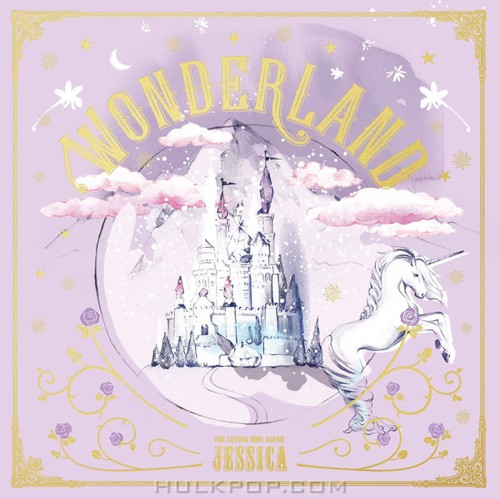 JESSICA – Wonderland – EP (English Version) (ITUNES PLUS AAC M4A)