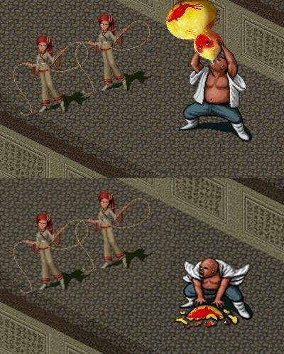 就算把福祿猴葫蘆放在《仙劍奇俠傳》的遊戲裡,也絲毫沒有違和感啊~數位時代翻攝自「野生福祿猴」社團。