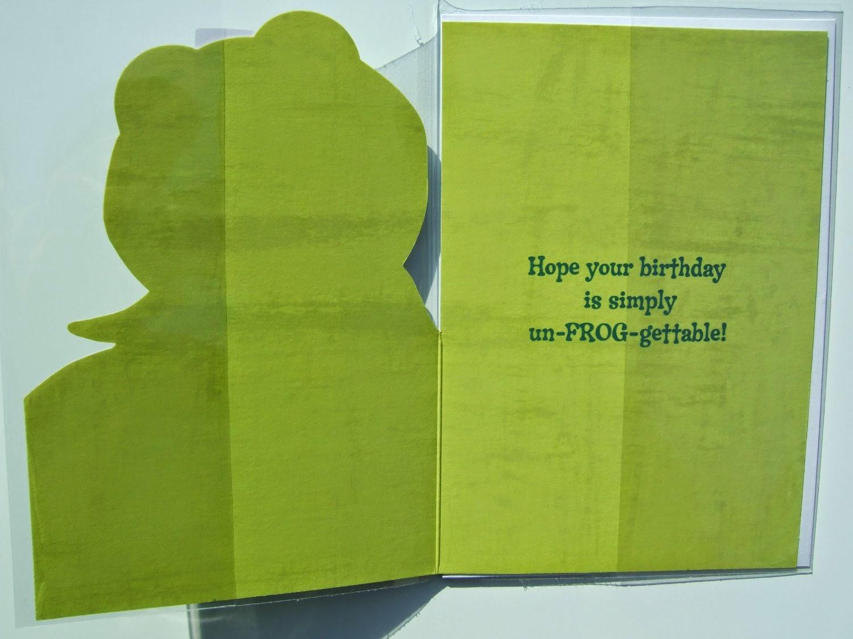 Muppet Stuff UK Hallmark Greeting Cards – Muppet Birthday Card