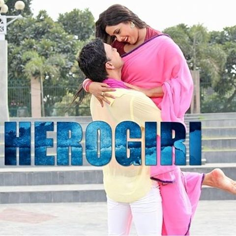 Anand Ojha, Kajal Raghwani Next Upcoming film Herogiri 2017 Wiki, Poster, Release date, Songs list