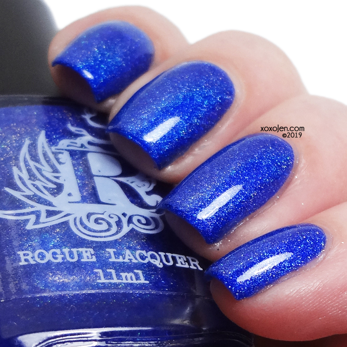 xoxoJen's swatch of Rogue Happy Holodays