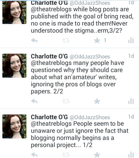82670f9634 When I began this blog in October 2014, it was solely for my own use. I  wanted to practice my reviewing skills as I knew I'd be using them a lot  while ...