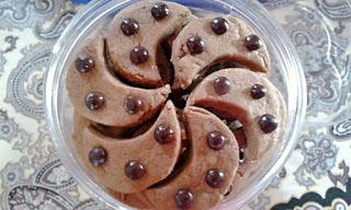 Gambar Resep Kue Kering Cokelat Butter Cookies