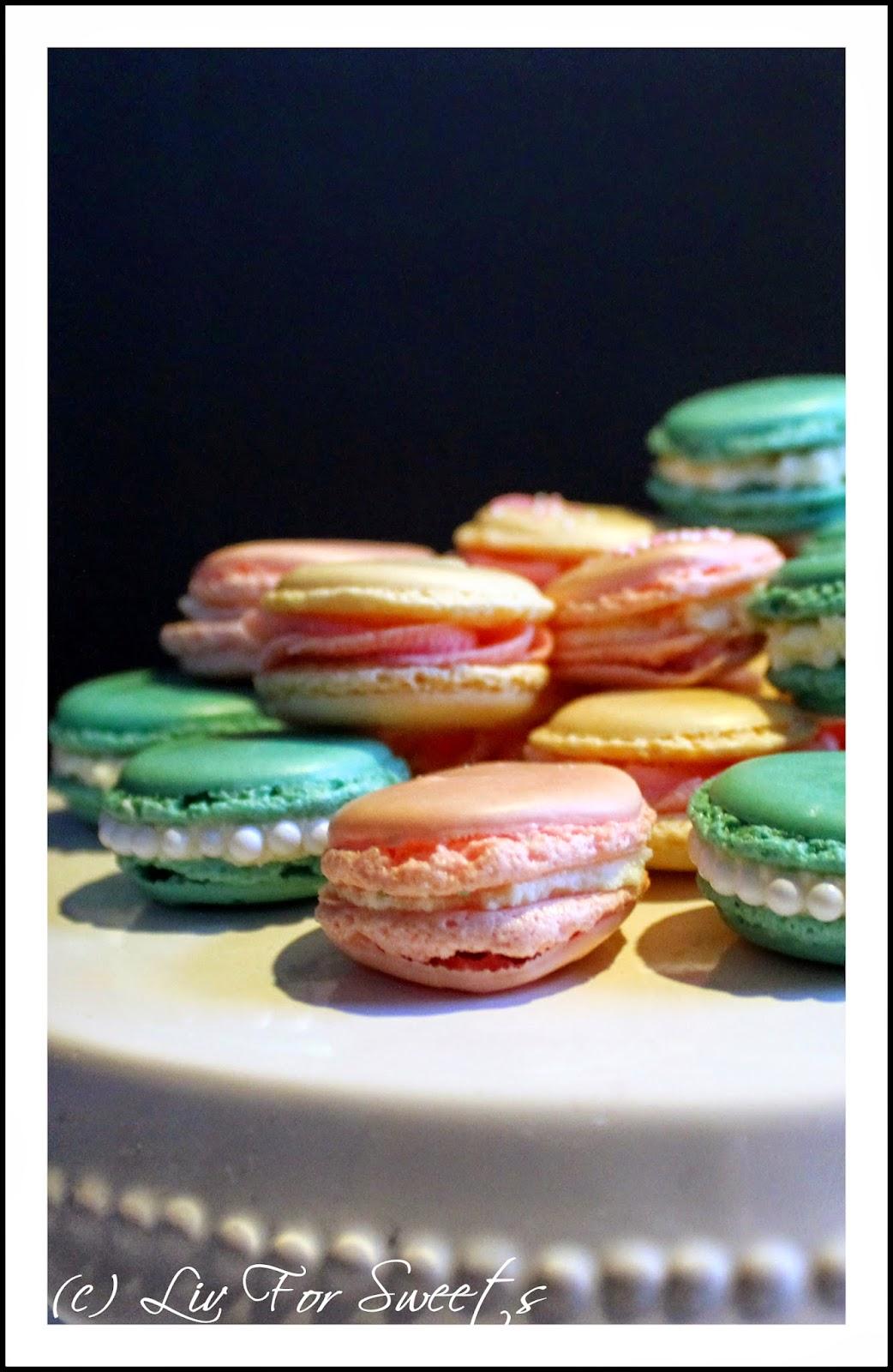 liv for sweets projekt jga teil 3 macarons. Black Bedroom Furniture Sets. Home Design Ideas