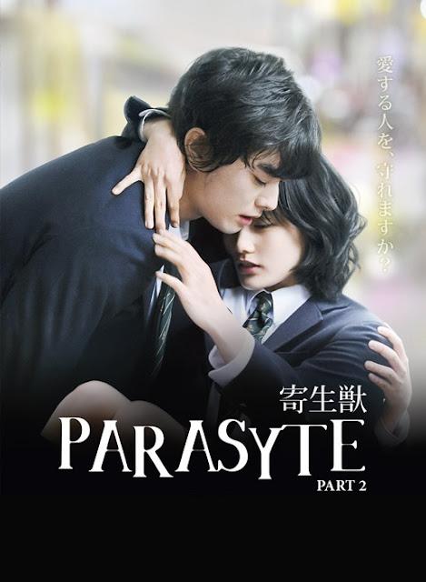 Sinopsis Film Jepang 2015: Sinopsis Parasyte Part 2