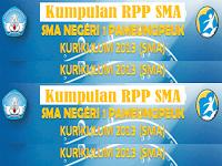Kumpulan RPP SMA Kurikulum 2013 Gratis