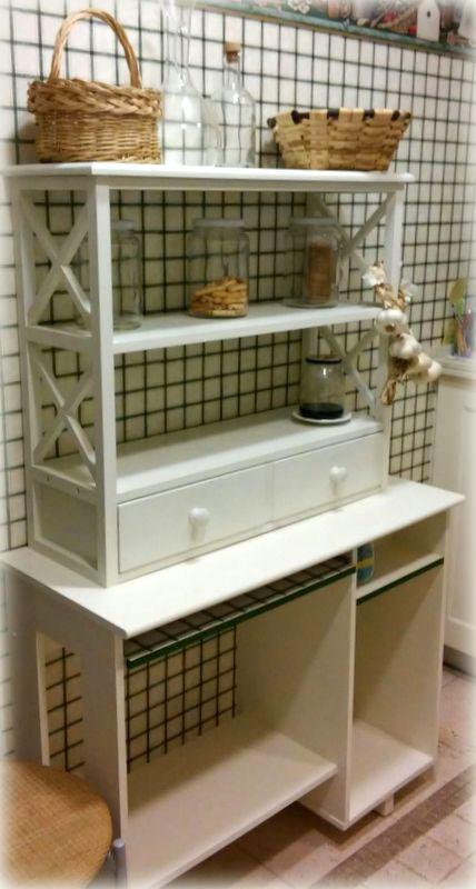 Mueble auxiliar cocina blogueras - Muebles auxiliares de cocina baratos ...