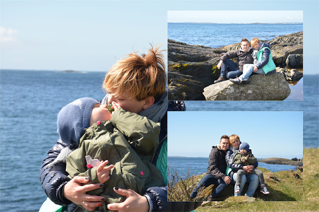 Norwegia z dzieckiem. Morze i skały w Haugesund - top atrakcje turystyczne Haugesund