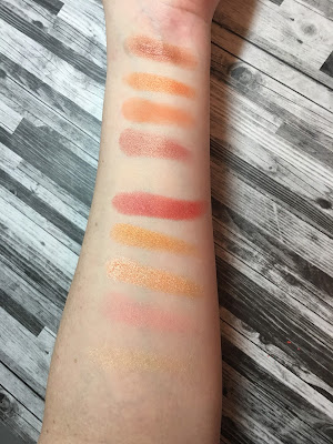 Karity Just Peachy Palette