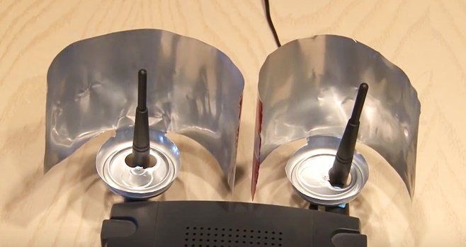 apparently this is how you can boost your wifi signal using a beer can i 39 m so glad i learned. Black Bedroom Furniture Sets. Home Design Ideas
