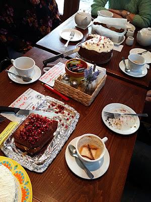 Seasonal Favourites at Twin Lakes Velo Cafe, Croston