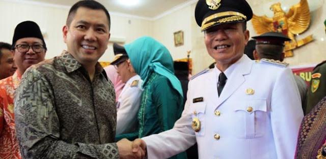 KPK Selidiki Dugaan Aliran Duit Haram Ke Partainya Hary Tanoe