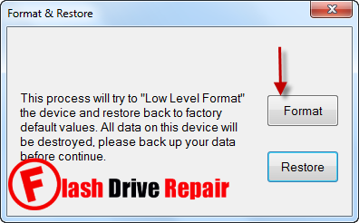 Phison Format & Restore Free Download