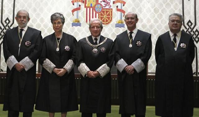 Magistrados Tribunal Constitucional