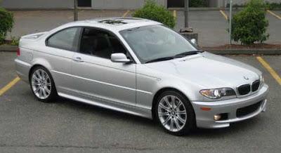 mobil BMW 330i