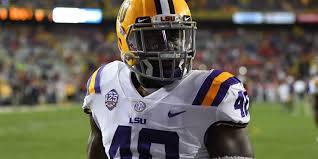 LSU ILB Devin White to enter 2k19 NFL Draft!   Bluedude Sportstalk