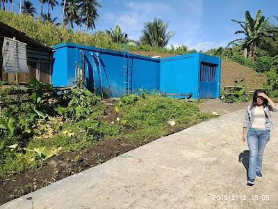 Proyek Air Minum Hampir Dua Miliar di Desa Kuwil Mubasir