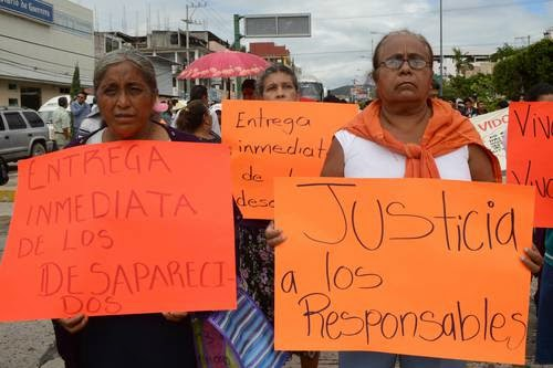 Trinational to protest student murders in Guerrero on October 8th