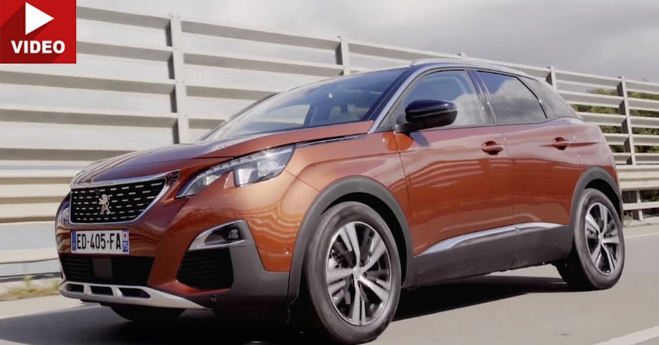 peugeot s new 3008 might be the best suv of its class. Black Bedroom Furniture Sets. Home Design Ideas