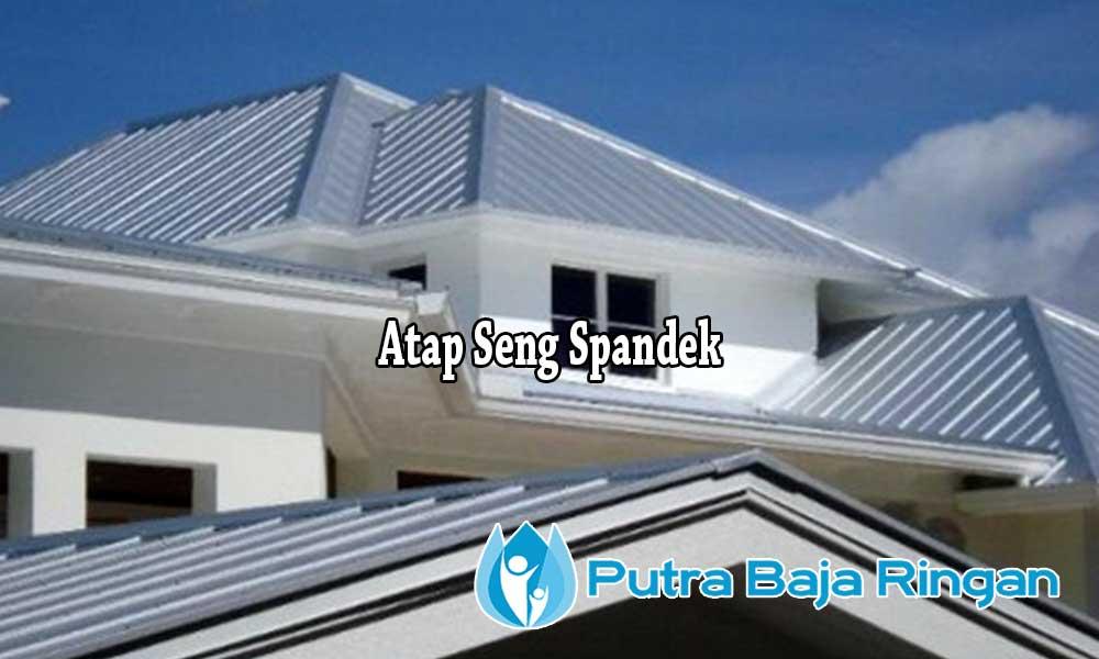 harga baja ringan per meter terbaru atap spandek lembar 2020 cv putra