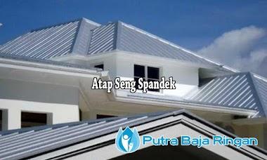 Harga Atap Spandek Per Meter & Per Lembar Terbaru 2019
