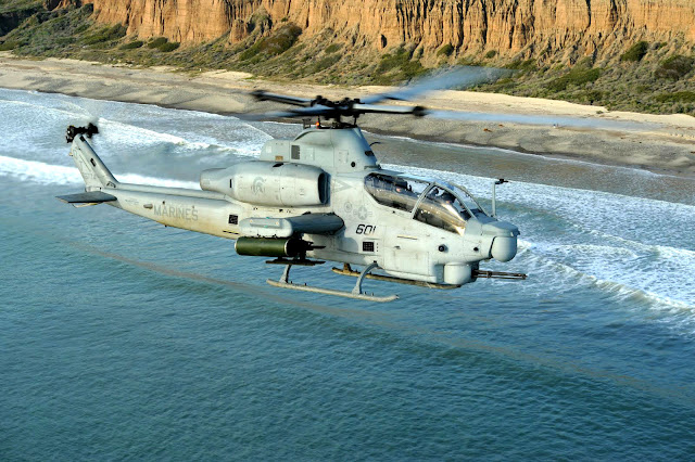 Bell AH-1Z Viper Marines Corps of US Navy