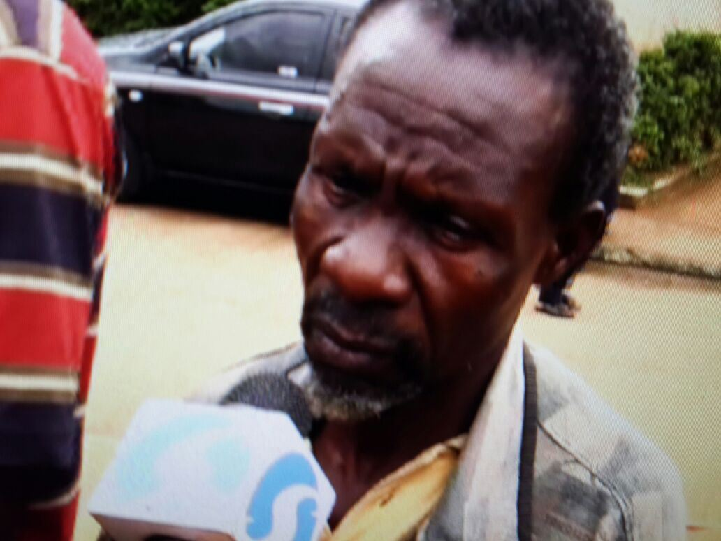 grandpa arrested duping brother son