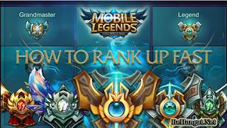 15 Cara Cepat Menaikkan Level Hero di Mobile Legend - BeHangat.Net