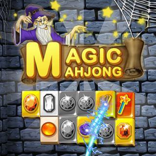 Jugar a Mahjong mágico
