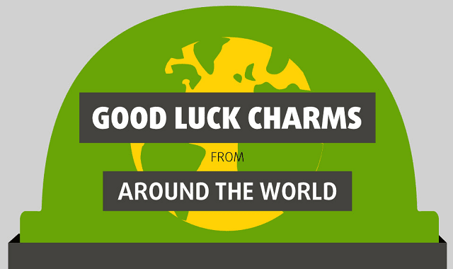 Charms From Around The World