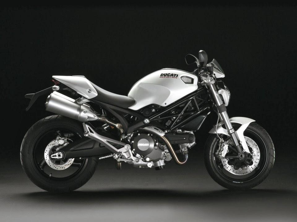 Ducati Monster Photos