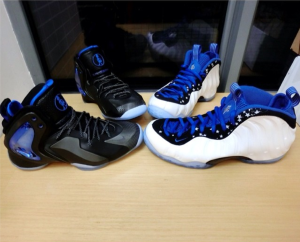 "5f17f1e6b66 Set to drop the Orlando Magic ""Shooting Stars""Foamposite and Lil Penny  Posite as a pack"