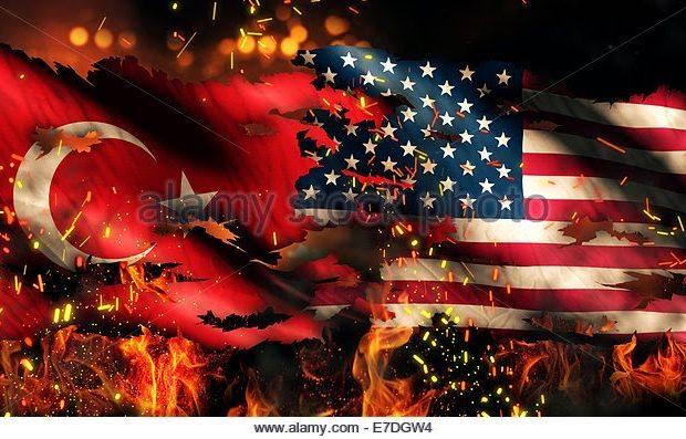 """Τουρκία σε ΗΠΑ: """"Εσείς να επιλέξετε αν θα ΄στε σύμμαχοι δικοί μας ή των τρομοκρατών""""!"""