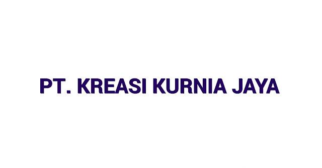 Lowongan Kerja Sumbar PT. Kreasi Kurnia Jaya Padang