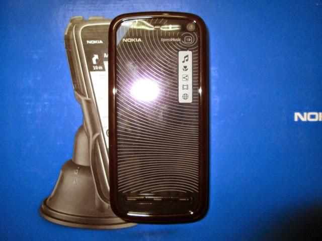 Nokia jadul 5800 XpressMusic