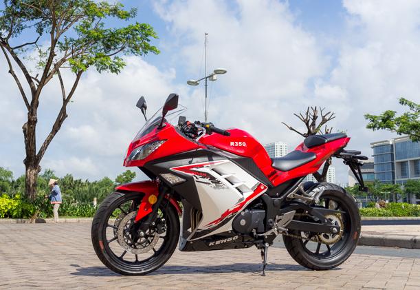 Jangan Kaget Jika 7 Motor Sport Ini Punya Kembaran di China ! - Kengo R350