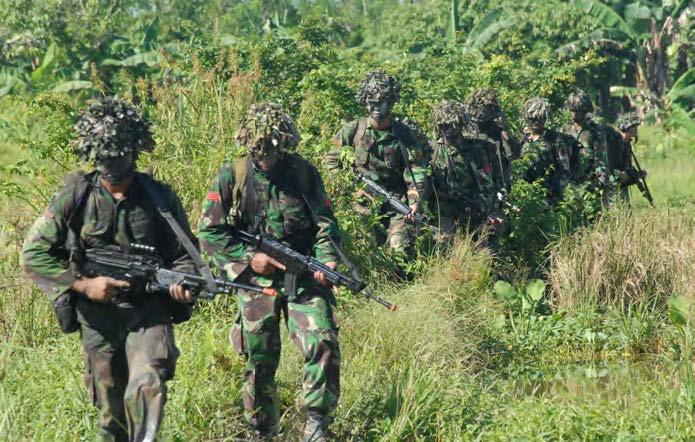 Mengenal Lebih Dalam Operasi Militer Selain Perang Hotcopas