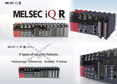 Mitsubishi MELSEC IQ-R
