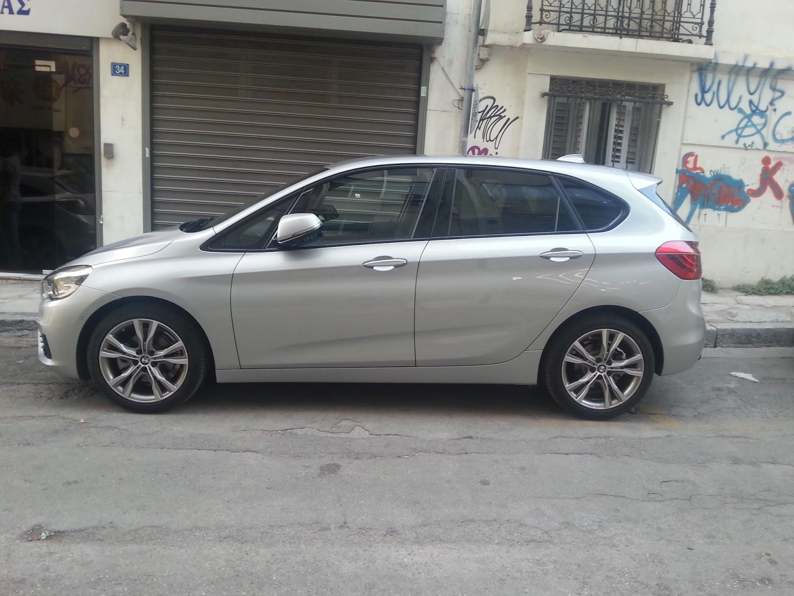 f2 Η «επανάσταση» της BMW BMW, BMW 218D, TEST, ΔΟΚΙΜΕΣ