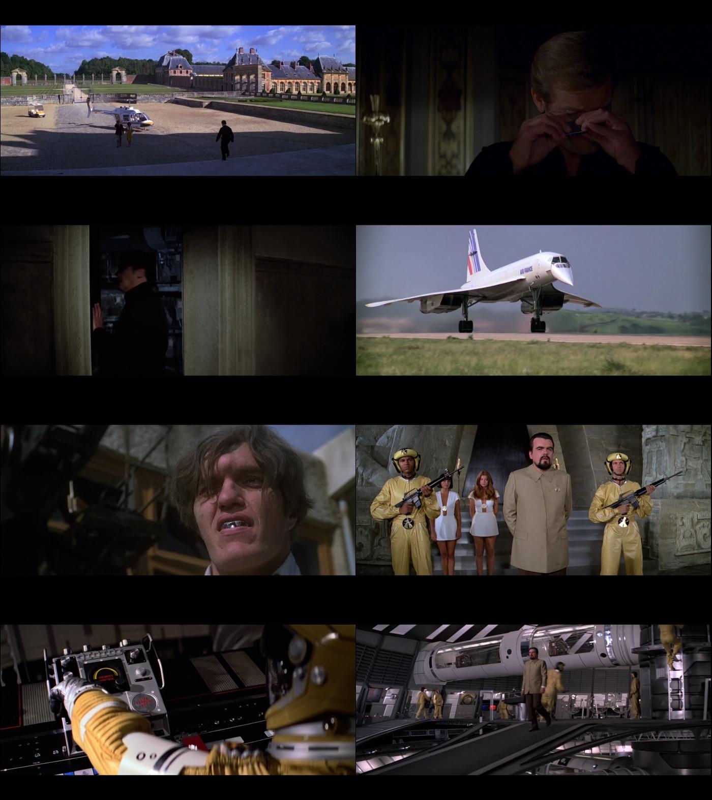 007 Mision espacial 1080p Latino