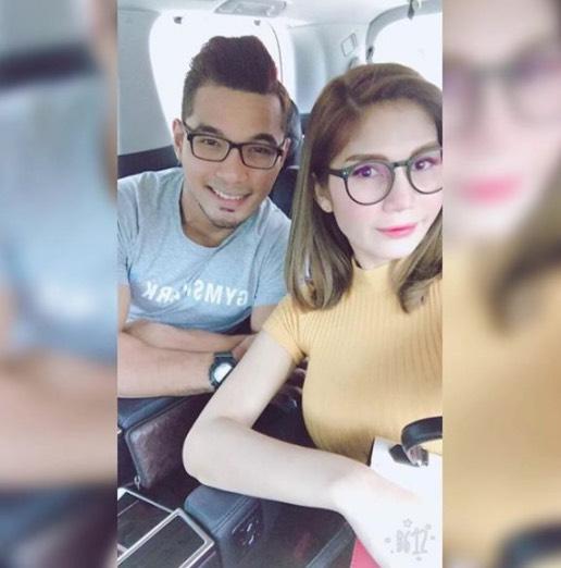 Nur Sajat Dan Coach Yin Kahwin