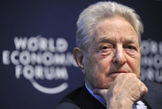 Σόρος: Η ΕΕ κινδυνεύει να καταρρεύσει όπως η Σοβιετική Ένωση