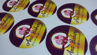 STICKER 5.4cm X 5.4cm (FREE POS+DESIGN)