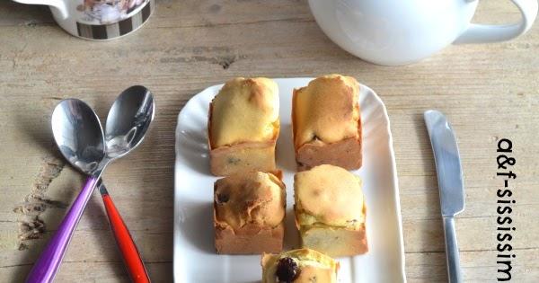 mini scones con mirtilli rossi