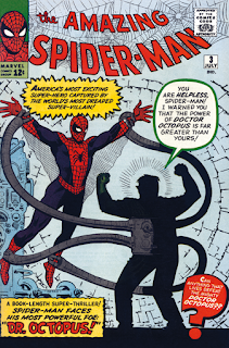 The amazing spider-man Steve Ditko