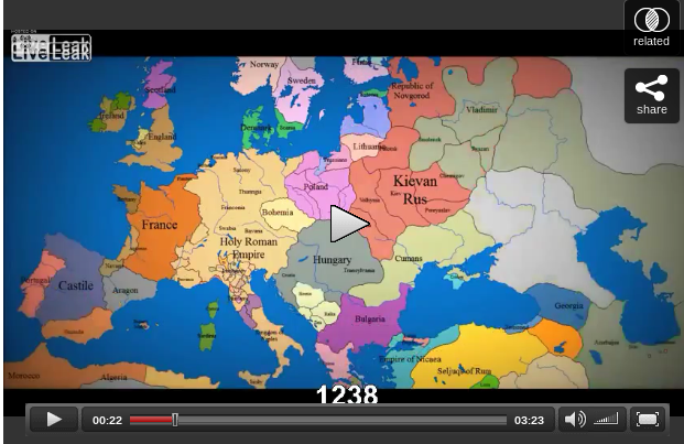 Abkebab S Map Of Europe 1000 Ad To Present Empehi Com A Blog For